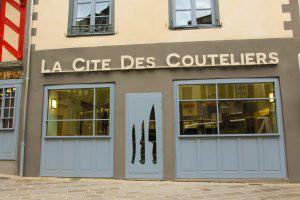 La cité des Couteliers - Photo Ville de Thiers