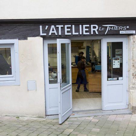 L'Atelier LE THIERS® - La rue Alexandre Dumas de nos jours