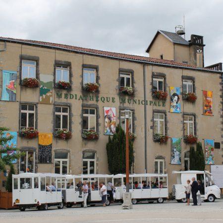 Médiathèque municipale de Thiers