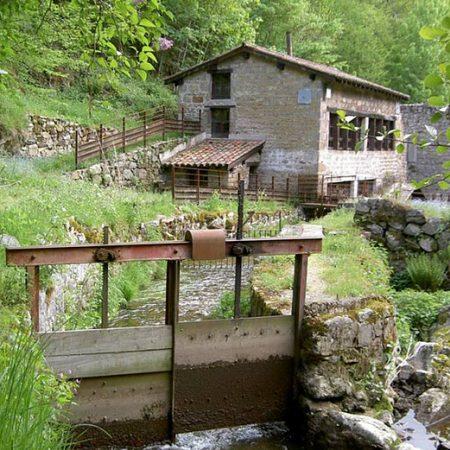 La vallée des rouets - Photo Office de Tourisme Thiers Communauté